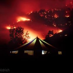 Tent Revival & Fredricksburg Fire - Image 28 of 50
